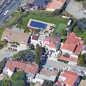 Carson Daly's House (Google Maps)