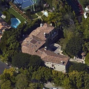 "Kenneth ""Babyface"" Edmonds' House (former) (Google Maps)"