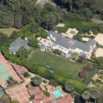 Michael Eisner's House (Google Maps)