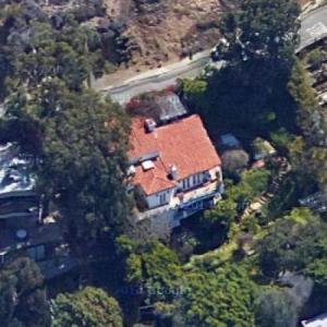 Barbara Hershey's House (Google Maps)