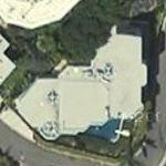 """Weird"" Al Yankovic's House (Google Maps)"