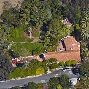 Dick Van Dyke's House (Google Maps)