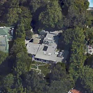 Jerry Bruckheimer's House (former) (Google Maps)