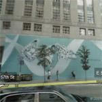 Billboard at Tiffany & Company (StreetView)