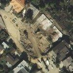 2007-10-03 - Sinkhole threatens homes near La Jolla (Google Maps)