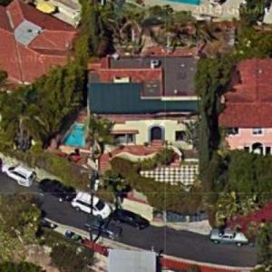 Danny Masterson's House (former) (Google Maps)