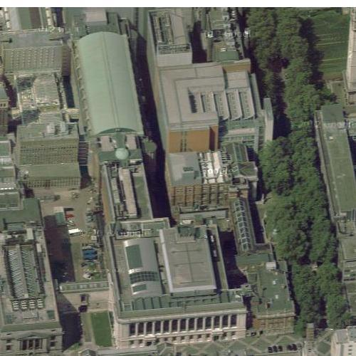 London Science Museum (Google Maps)