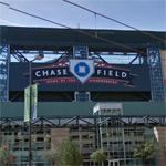 Chase Field Ballpark (StreetView)
