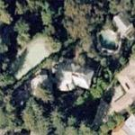 Mark Harmon's house (Google Maps)