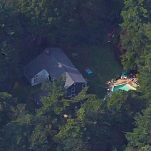 Nancy Kerrigan's House (Google Maps)