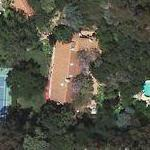 Carrie Fisher's House (Google Maps)