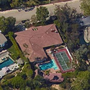 Barbara Eden's House (Google Maps)