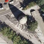 "Bunker ""Winkelturm"" Stuttgart-Feuerbach (Google Maps)"