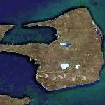 Península Valdés (Google Maps)