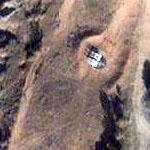 Armed Syrian SA-3 missile site (Google Maps)