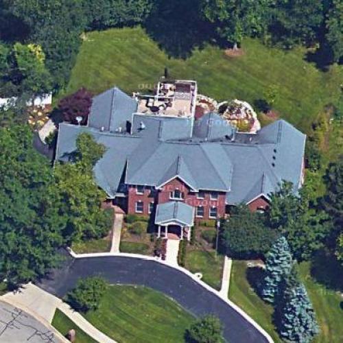 Tom Izzos House Former In East Lansing MI Google Maps