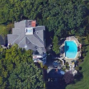 Cris Collinsworth's House (Google Maps)