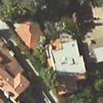 Ry Cooder's House (Google Maps)