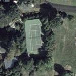 White House Tennis Court (Google Maps)