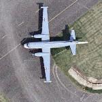 "Breguet 1150 ""Atlantic"" (Google Maps)"