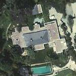 Ryan Seacrest' house (Google Maps)