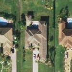 Mitch Richmond's House (Google Maps)