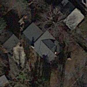 Tony Kornheiser's House (Google Maps)