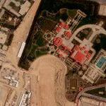 Palace of the Royal Family of Al Saud in Riadh (Google Maps)