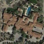 Randy Johnson's House (Google Maps)