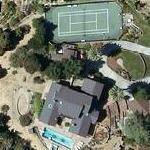 Brad Gilbert's House (Google Maps)