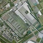 Aalsmeer Flower Auction (Google Maps)