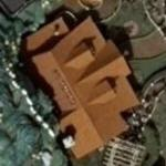 Mickey Mouse's house (Google Maps)