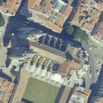 Bayonne Cathedral (Google Maps)