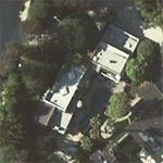 Sam Simon's house (Google Maps)