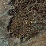 Tin Bider crater