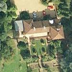 Eric Clapton's House (Hurtwood edge Estate)