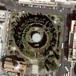 Mausoleum of Augustus (Google Maps)