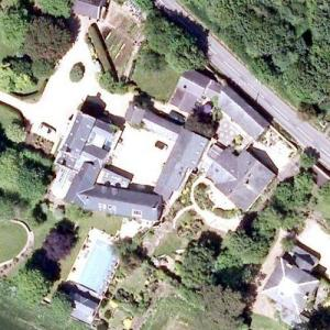 Jeremy Clarkson's House (Google Maps)
