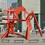 'Lao Tzu' by Mark di Suvero (StreetView)