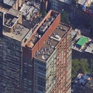 Howard Stern's Penthouse (Google Maps)