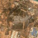 Tajoura Nuclear Research Centre (Google Maps)