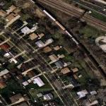 Trains in Des Plaines
