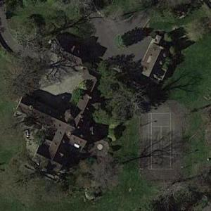 Diana Ross' House (Google Maps)