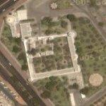 Al-Hosn Palace (Old White Fort), Abu Dhabi (Google Maps)