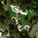 Andreas von Bechtolsheim's house (Google Maps)