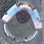 Baseball Stadium in Kagoshima