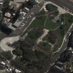 Plaza San Martín (Google Maps)