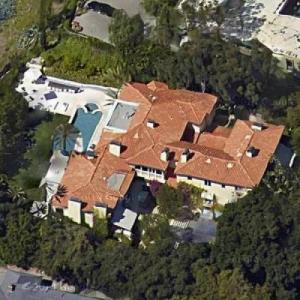 Wolfgang Puck's house (Google Maps)