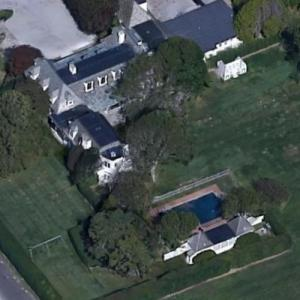 Richard LeFrak's House (Google Maps)