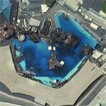WaterWorld at Universal Studios (Google Maps)